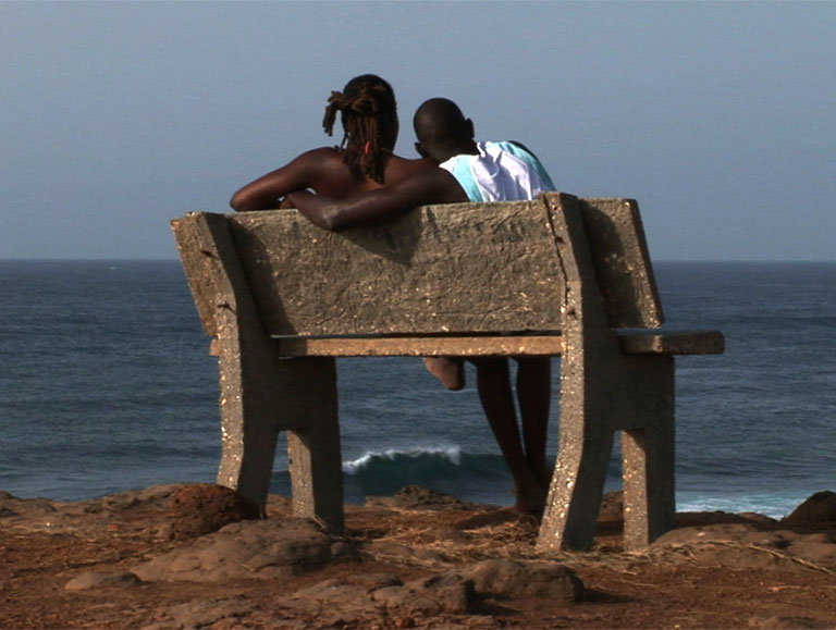 Barcelona or die by Idrissa Guiro