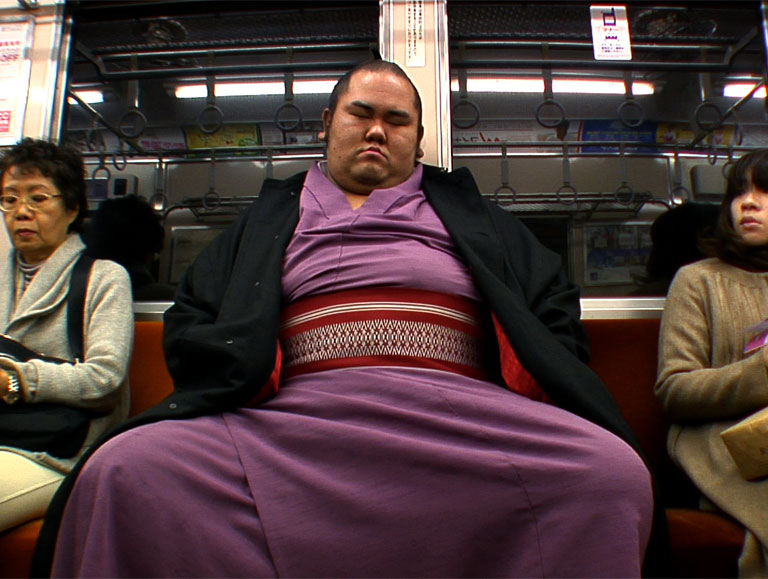 A Normal Life. Chronicle of a Sumo Wrestler by Jill Coulon