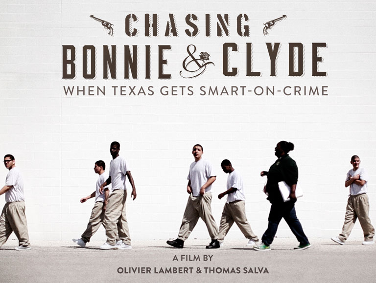 Chasing Bonnie & Clyde. When Texas Gets Smart-on-Crime by Olivier Lambert & Thomas Salva