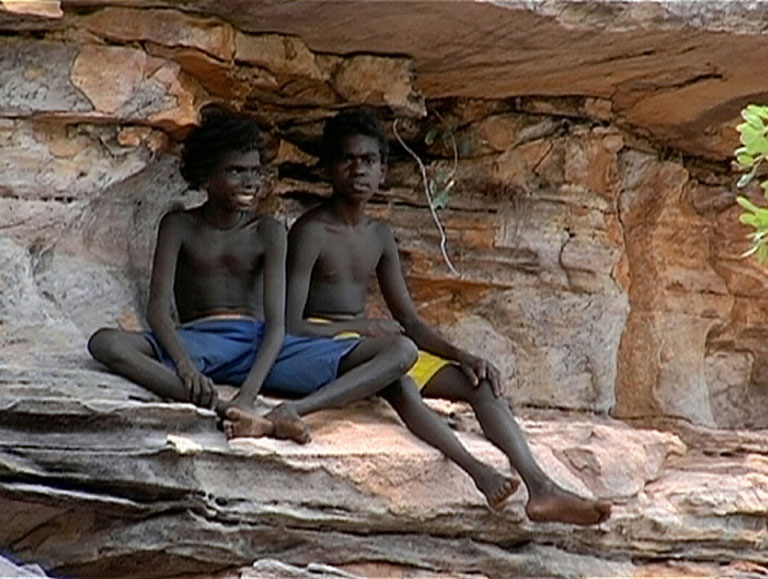 The Dreamers of Arnhem Land by Christopher  Walker